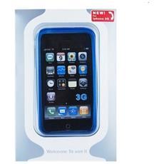 Tpu Soft Pvc Case Blu Per Iphone 3g / 3gs