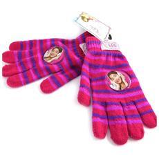 guanti bambini '' rosa viola - [ l9449]