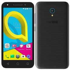 "U5 Nero / Blu 8 GB Dual Sim Display 5"" HD Slot Micro SD Fotocamera 2 Mpx Android Italia"