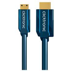 Mini-HDMI, 2m, 2m, Mini-HDMI, HDMI