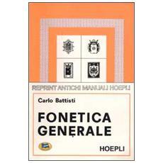 Fonetica generale