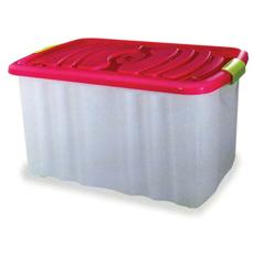 Roll Box C / Ruote Cm 58x40x30