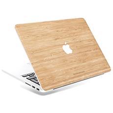 EcoSkin mela Macbook 13 Air & Pro bamboo