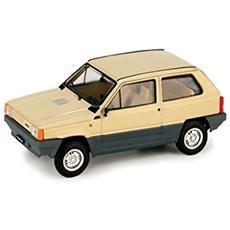 Bm0386-07 Fiat Panda 30 1980 1a Serie Beige Kenia 1:43 Modellino