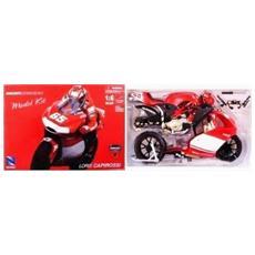 49005 Dc Ducati Desmosedici Capirossi '65' Modellino