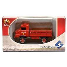 2166 Simca Unic Pompieri Transporto Del Modellino