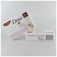 Saponetta 100gr 2pz. cream Oil