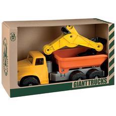Camion Escavatore Gigante