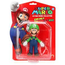 Super Mario - Large Figure Action - Luigi