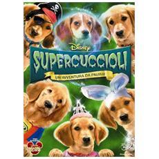 Dvd Supercuccioli - Un'avventura Da P.