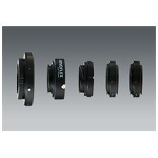 adattatore M42 Objektiv a Canon EF camera
