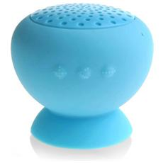 eStand Speaker Bluetooth per Smartphone e Tablet - Blu