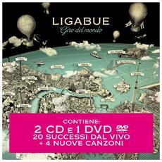 Cd Ligabue Giro Del Mondo