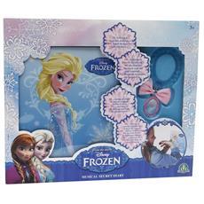 Frozen - Diario Con Musica