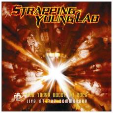 Strapping Young Lad - For Those Aboot To Rock Live (2 Lp)