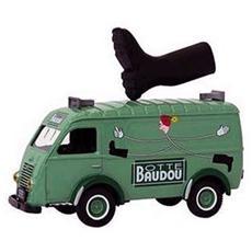 101047 Renault 1000kg Baudou Boots 1/43 Modellino