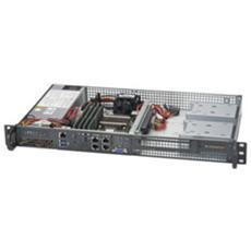 5018D-FN4T, BGA1667, Intel, 1U, Aspeed AST2400, Xeon, D-1500