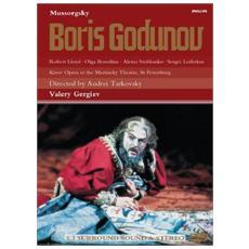 Mussorgsky - Boris Godunov - Gergiev (2 Dvd)