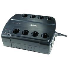 APC - Gruppo di Continuità Back-UPS ES 700VA / 405W 8 Prese Schuko