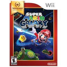 WII - Super Mario Galaxy Select