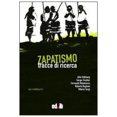 Zapatismo. Tracce di ricerca