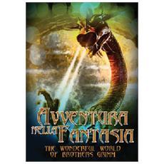 Dvd Avventura Nella Fantasia