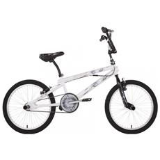 Bicicletta 20 Freestyle Scorpion 01V. Bianco 261 (1/2014)
