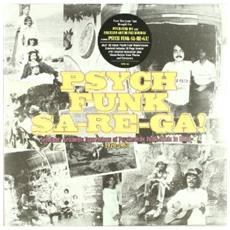 Psych Funk Sa-re-ga! - Funky Fuzzy Psych (2 Lp)