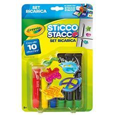 Set Ricarica Sticco Stacco