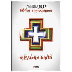 Agenda biblica missionaria 2017