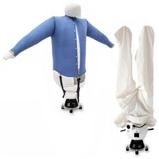 Stira Asciuga Camicie Pantaloni In Automatico Stirasciugatore Sa04 Re Manichino Ad Aria Calda