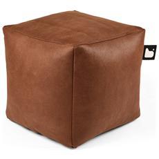 Pouf Indoor B-box Indoor Chestnut