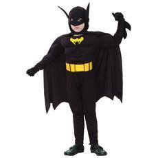 Costume Da Batman Per Bambino 4 - 6 Anni (s)