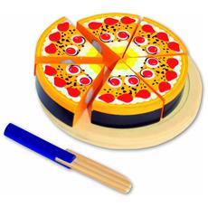 Giochi In Legno Torta Di Fragole Da Tagliare Multicolore