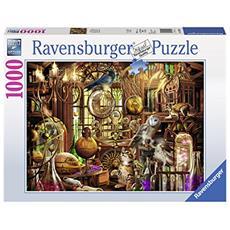 RVB19834 Fantasy - Laboratorio Di Merlino - Puzzle 1000 Pezzi