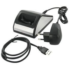 GRJMUC78, Docking, USB 2.0, HTC, HTC P-3650 Touch Cruis, Dopod P860, O2 XDA Orbit II, HTC Polaris, Nero, Argento