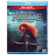 Ribelle - The Brave (3D) (Blu-Ray+Blu-Ray 3D)