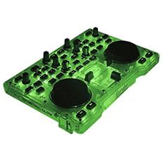 DJ Control Glow Green Consolle per DJ