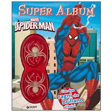 Spider-Man. Super album. Ediz. illustrata. Con gadget
