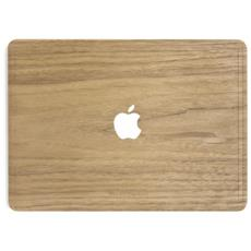 EcoSkin mela Macbook 13 Pro Retina walnut