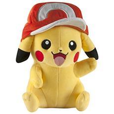 Peluche Pokemon Pikachu 25 cm
