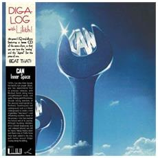 Can - Can (inner Space) (Lp+Cd)