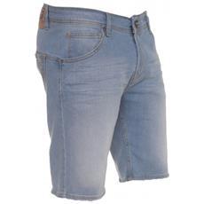 Bermuda Uomo Jeans Tabulous 32 Blu