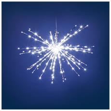 Sfera 200led Diamond Ø60cm Luci Di Natale Decorazioni