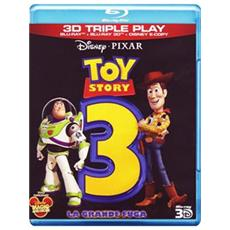 Toy Story 3 - La Grande Fuga (3D) (Blu-Ray+Blu-Ray 3D)