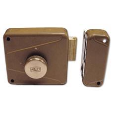 Serratura Verniciata per Portoncino Wally Art. 340 / B Misura 40 mm Giri 2