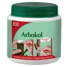 Mastice Per Innesti Arbokol 250 Gr Per Proteggere Alberi Dopo Potatura O Innesti
