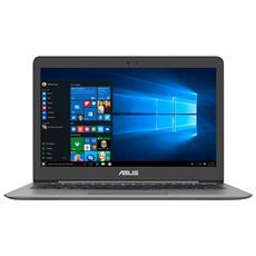 """Notebook Zenbook UX310UQ Monitor 13.3"""" Full HD Intel Core i5-7200U Ram 8GB SSD 512 GB Nvidia GeForce 940MX 2GB 1xUSB 3.1 1xUSB 3.0 Windows 10 Pro"""
