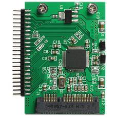 Convertitore IDE 44 Poli - mSATA Full Size