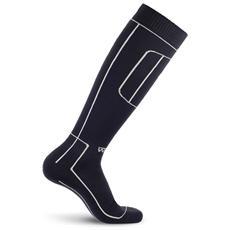 3 Paia di calzini in microfibra tg 44-46 traspiranti e termoregolanti